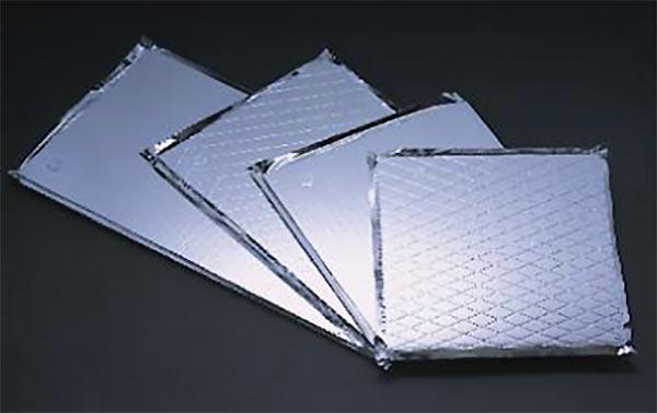 IRON RING TECHNOLOGIES » Vacuum Insulation Panels